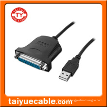 Cabo de impressora USB para paralelo