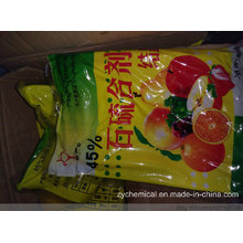 Calcium Polysulfide, Fungicide Captan,