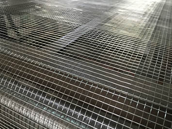 welded mesh manufacture