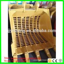 factory price excavator bucket width 600mm 800mm 1000mm 1100mm 1200mm for skeleton excavator bucket