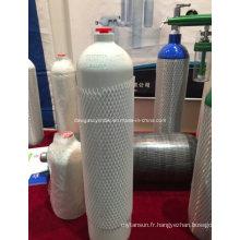 Cylindre de gaz en aluminium 10L