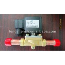 Electroválvula de alta presión de la electroválvula Freon