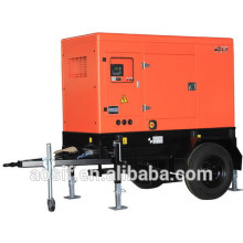 50kva standby movable generator with ATS
