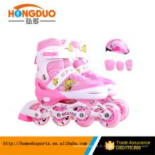 Patins à patins à roulettes intégrés en patins inline de haute qualité en gros