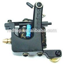 Protessional excelente máquina de tatuaje artesanal coil pistola de cobre