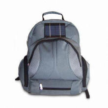 Backpack with Lightweight, Tough and Waterproof Solar Panels, Ideal for Gifts Purposes