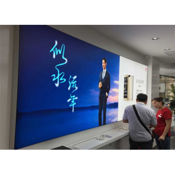 Outdoor LED Frameless Fabric Advertising Light Box