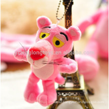 oem factory new product Key chain tiger plush toys