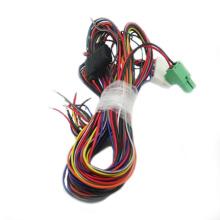 Mazo de cables con fusible automotriz