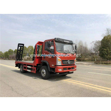 Cheap brand 0 degree flatbed wrecker towing truck
