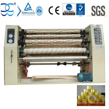 Máquina de cortar y cortar la cinta adhesiva