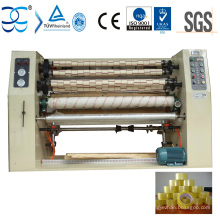 Adhesive Tape Slitting and Cutting Machine