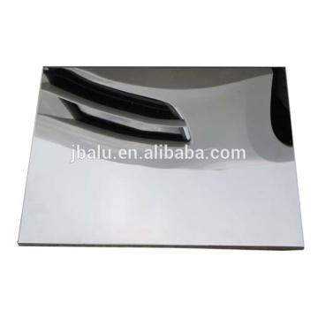 China high quality 1060 mirror aluminum factory price