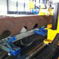 Máquina de corte do plasma da tubulação