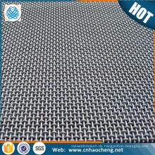 Extra feine Wärmeleitfähigkeit 100 200 300 Mesh Nickel-Mikrodrahtgewebe / -gewebe