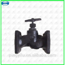 fitting valve iron and steel valve bodies