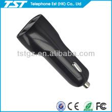 Chargeur de voiture Micro Usb promotionnel utilisé pour les clients