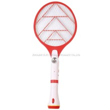 electronic mosquito swatter solar mosquito killer with torch