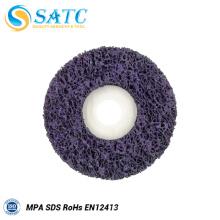 Preço de fábrica com fibra de vidro de backup do disco flap para polimento