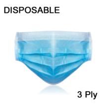 Большие запасные одноразовые медицинские маски