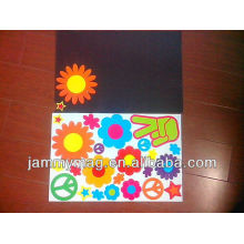 colored magnetic sheet