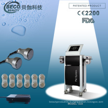 Beco Micro Current + RF + 40kHz Cavitation Fat System Beauty Equipment UL6