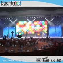 Panneau de mur visuel de P4 LED pour l'événement d'intérieur et l'utilisation de concert