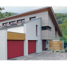 Wood Printing Sectional Aluminum Alloy Garage Door