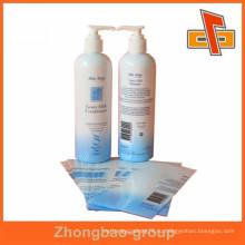 Супервысокоудаляемые термоусадочные этикетки для бутылок из козьего молока