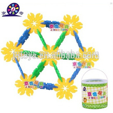 2016 plastic children snowflake toy for sale