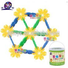Brinquedo plástico do floco de neve das crianças 2016 venda
