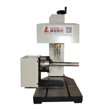 high accuracy desktop Motorcycle Belt Drive Dot Peen Marking Machine