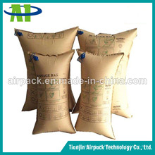 Umwelt-schützende Brown Kraft Inflatabe Dunnage Air Bag
