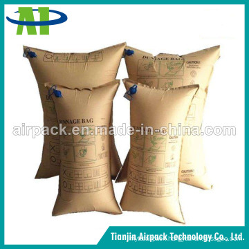 Environment Protective Brown Kraft Inflatabe Dunnage Air Bag