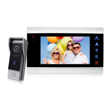 Bcom 7 inch TFT Indoor Monitor and 100-240 V Power video intercom with door release