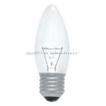 Candle Lamp C35-92, Incandescent Bulb