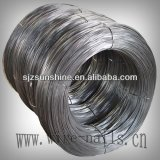 Spring galvanized steel wires flexible steel wire