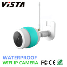 1080p Onvif h. 264 Mini Bullet wasserdichte Outdoor IP-Kamera