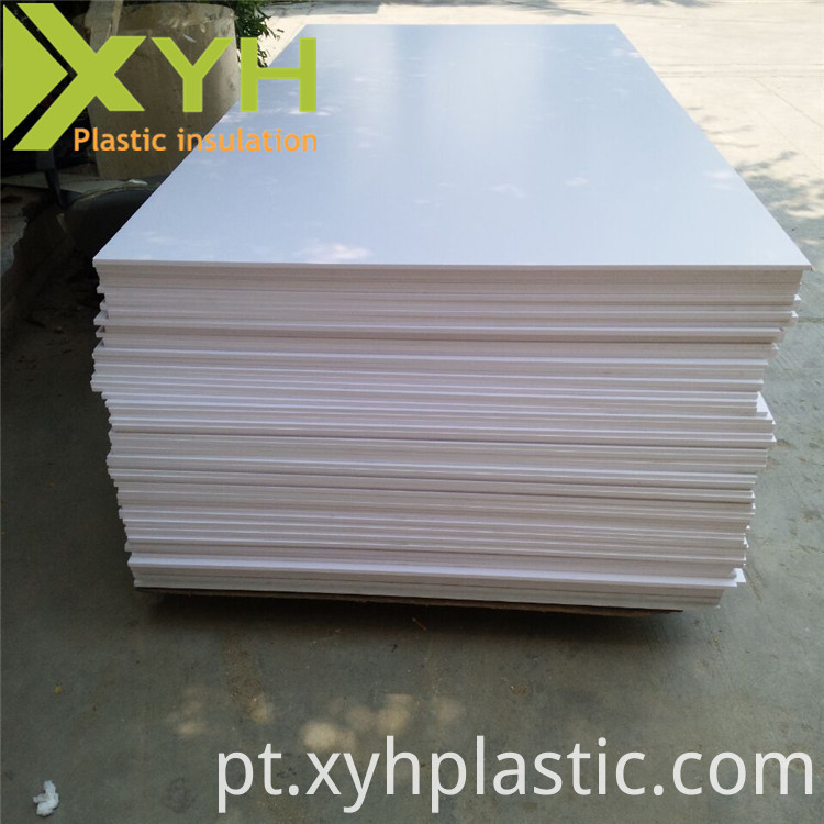 Plastic PVC Foam Sheet
