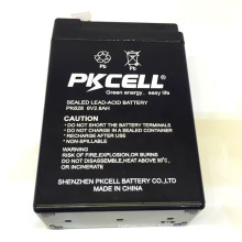 PKCELL Maintenance free lead acid battery 6v 2.8ah VRLA lead acid battery