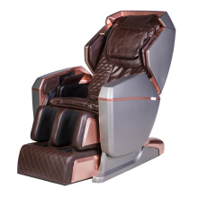 Luxury Electric Full Body SL track Thai Stretch Shiatsu Zero Gravity Space Capsule 4D Recliner Massage Chair with Music