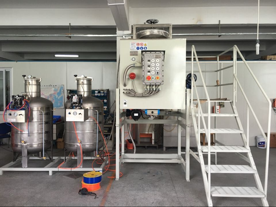 Solvent Recovery Machine in Chicago