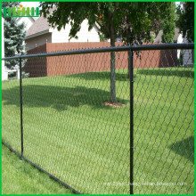 High demand diamond weave mesh fence