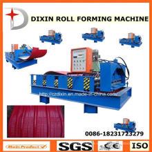 Dx Electric Crimpen Curved Maschine für Dachblech