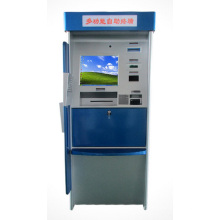 17inch Customize Health Kiosk Terminal with Barcode Scanner and Bill Acceptor for Payment
