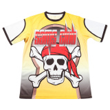 Sublimation T Shirts Custom T-Shirt Softball Shirts