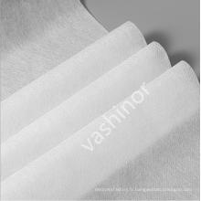 Petit pain de tissu non-tissé de pp Spunbond pour la filtration liquide