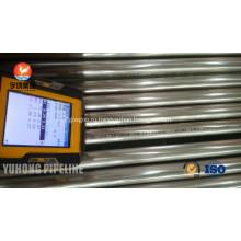 Нержавеющая сталь Брайт отожженная трубка ASTM A249 TP304