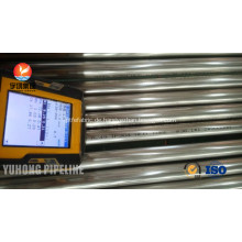 Edelstahl blankgeglüht Tube ASTM A249 TP304