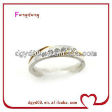 New model with Crystal Stainless Steel Ring